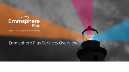 Emmsphere Plus Services Overview