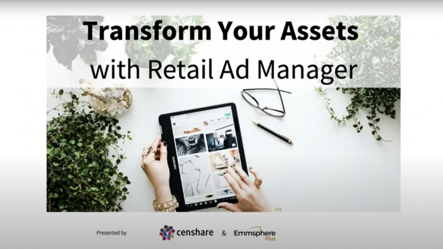 Transform Your Assets With Retail Ad Manager