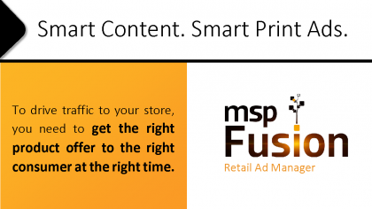 msp Fusion Retail Ad Manager